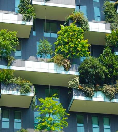 construction immeuble ecologique