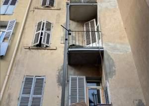 reparation balcons immeuble en péril